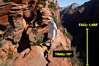 2013-02-22 Angel's Landing, Zion Slideshow