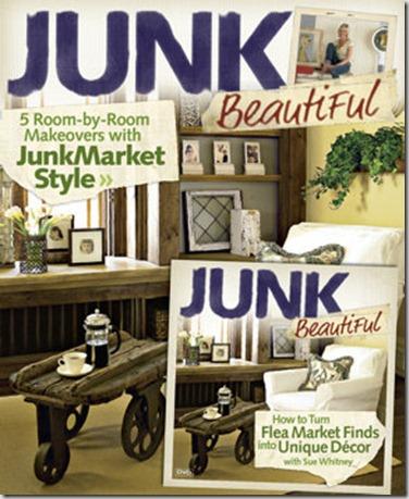 junkmarket style