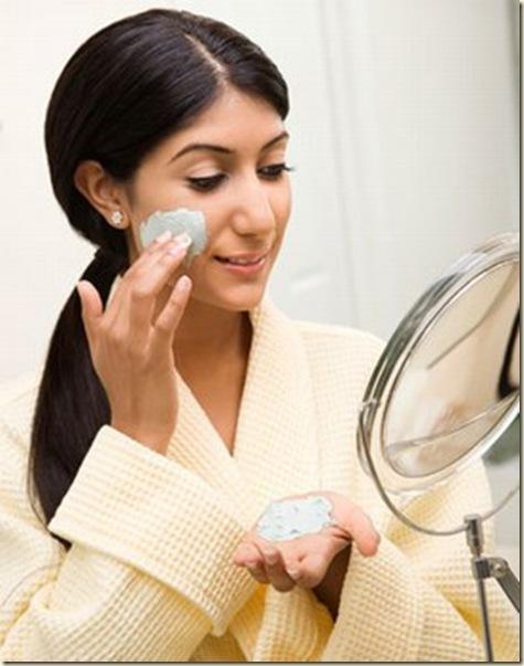 mascarillas para el acne y espinillas