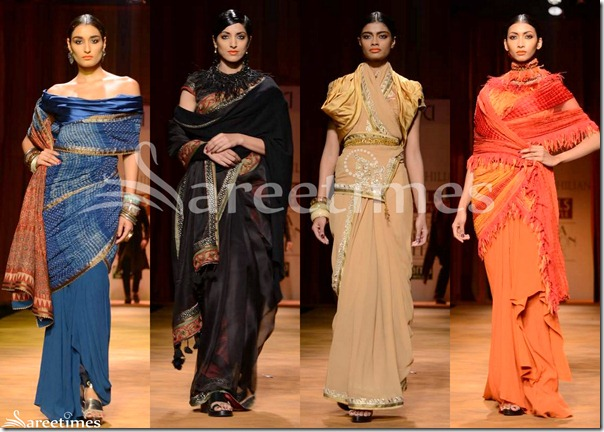 Tarun_Tahiliani_Sarees_WIFW_Autumn_Winter_2013