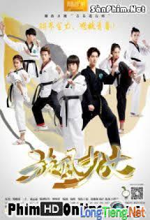 Thiếu Nữ Toàn Phong - The Whirlwind Girl Tập 33 34 Cuối