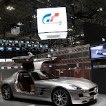 gran turismo at the tokyo game show 2009 in japan in Tokyo, Tokyo, Japan