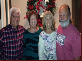 2013.12.26 Budd, Patty, Dianne, Tom