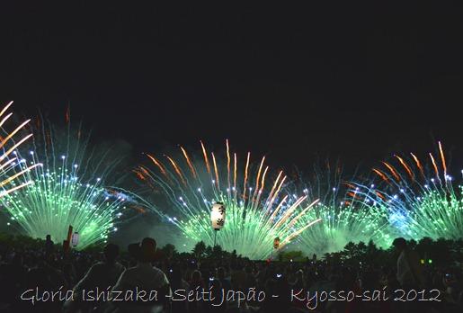Gloria Ishizaka - Kyosso sai - fogos de artifício 9