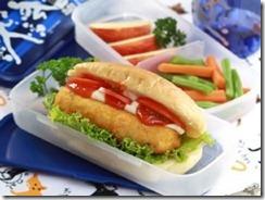 Resep Hotdog Ayam untuk Anak
