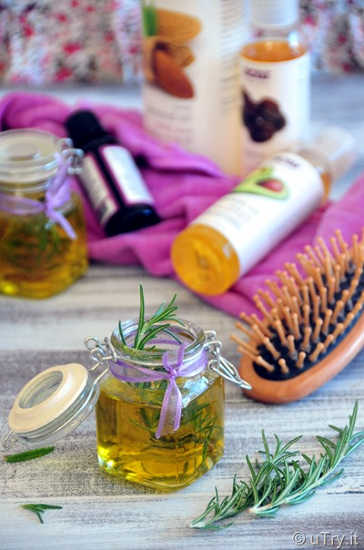 Homemade Hot Oil Hair Treatment   http://utry.it