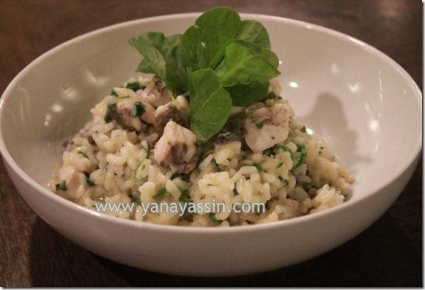 Italiannies makanan 572