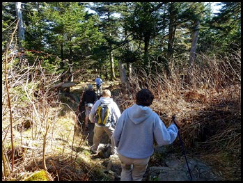 04a - Starting the Appalachian Trail