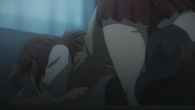 Hình Ảnh Shikabane Hime Kuro