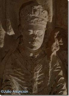 Jiménez de Rada - Sepulcro en el Monasterio de Santa María de Huerta