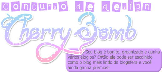 concurso de design cherry bomb