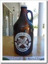 chatham brewing growler