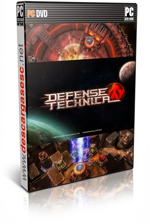Defense Technica-TiNYiSO | 2013 | Multi | PC-Full | MEGA-PUTLOCKER-GAMEFRONt+