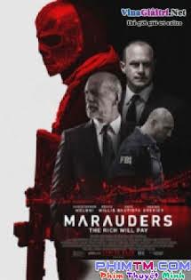 Kẻ Săn Mồi - Marauders Tập HD 1080p Full