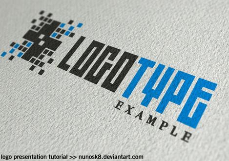 logotype tutorial
