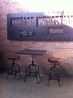 Restaurant Furniture  Vintage Industrial Furniture