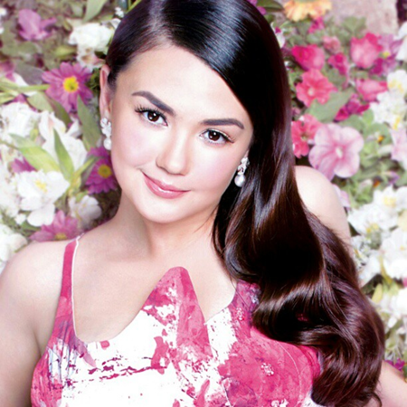 Angelica Panganiban for Mega March 2013