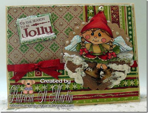 Joyful Jamie 2012