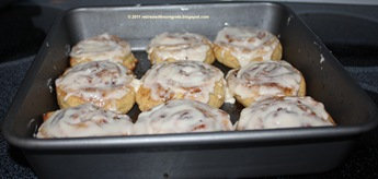 Cinnamon Rolls - Just Frosted II B
