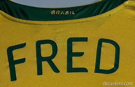 Camisa do Fred