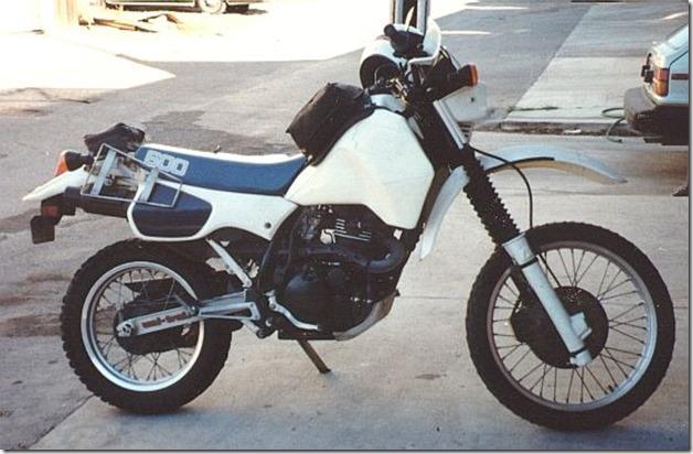 klr600