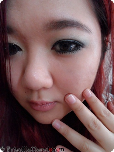 Park Bom Inspired Makeup Falling in Love Priscilla 8