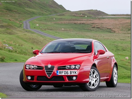 Alfa Romeo Brera UK Version8