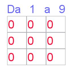 quadrato 1-9