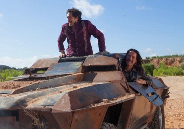 Mel Gibson Proves He Has a Heart in New Machete Kills Photos 07