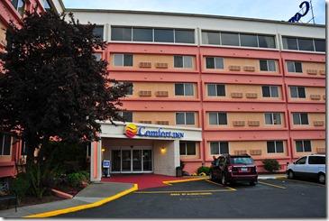 Comfort Inn, Spokane