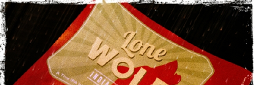 image of Lone Wolf India Pale Ale courtesy of the brewery