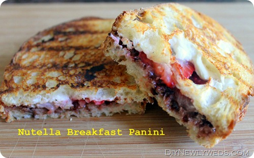 nutella-breakfast-panini