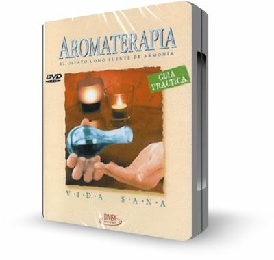 AROMATERAPIA [ Video DVD ] – El olfato como fuente de armonía. Introducción a los fascinantes y relajantes ejercicios de la aromaterapia