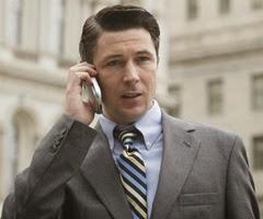 Tommy Carcetti, personaggio del giovane politico rampante (attore Aiden Gillen, fiction USA)