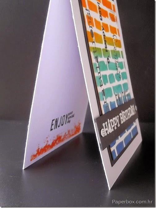 Geburtstagkarte,Rođendanska čestitka (3)