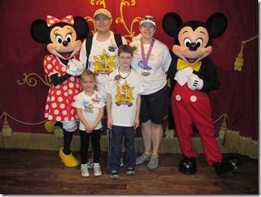 Family Magic Tour at Walt Disney World