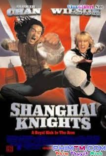 Hiệp Sĩ Thượng Hải - Shanghai Knights Vietsub Tập HD 1080p Full