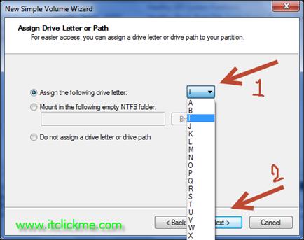 วิธีแบ่ง partition windows 7 โดยไม่ต้องใช้โปรแกรม-7
