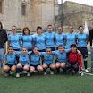 Female League Winners 2008/2009