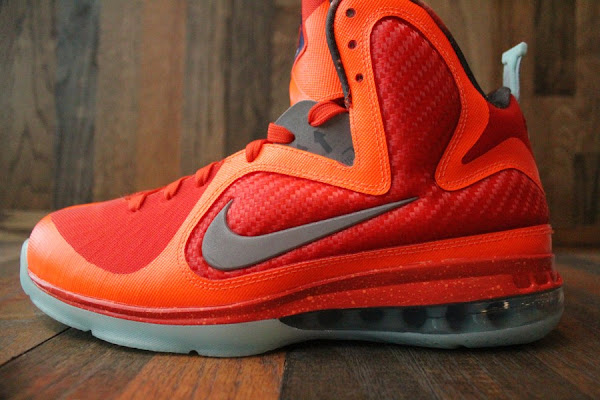 Nike LeBron 9 8220AllStar8221 Exclusive Arriving at Retailers
