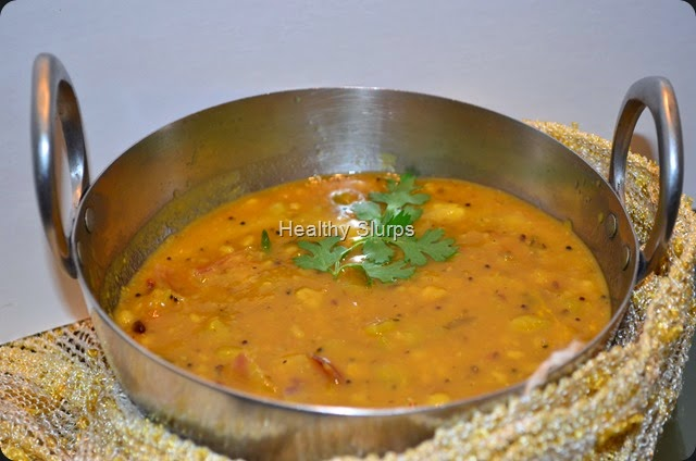 Tasty Lentil Stew
