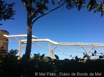 Xpirado, a atração mais radical do Hot Park