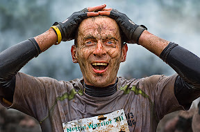 Mud, Sweat and Glee by John Powell AFIAP DPAGB BPE4