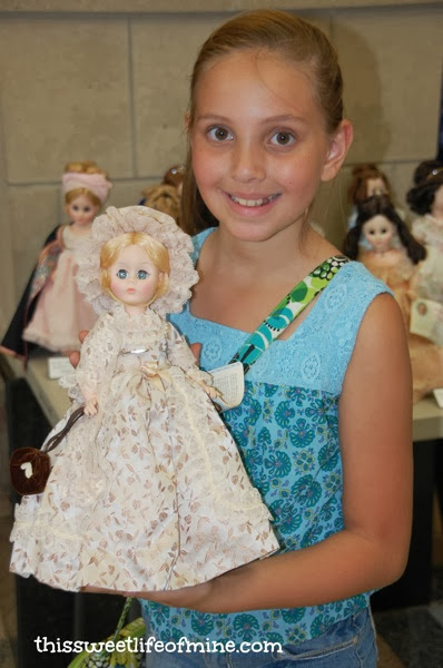 Emma and Martha Doll