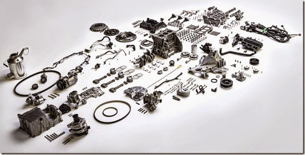 Ford-EcoBoost-1.0-litre-Components