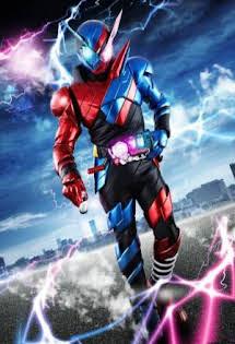 Siêu Nhân Build - Kamen Rider Build