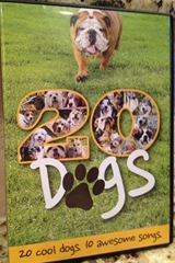20 DOGS DVD