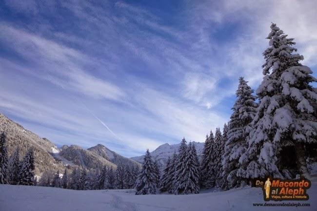 Alpes Franceses La Chevrerie Bellevaux Haute Savoie  4