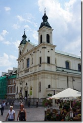 Holy Spirit Church, New Town, Warsaw