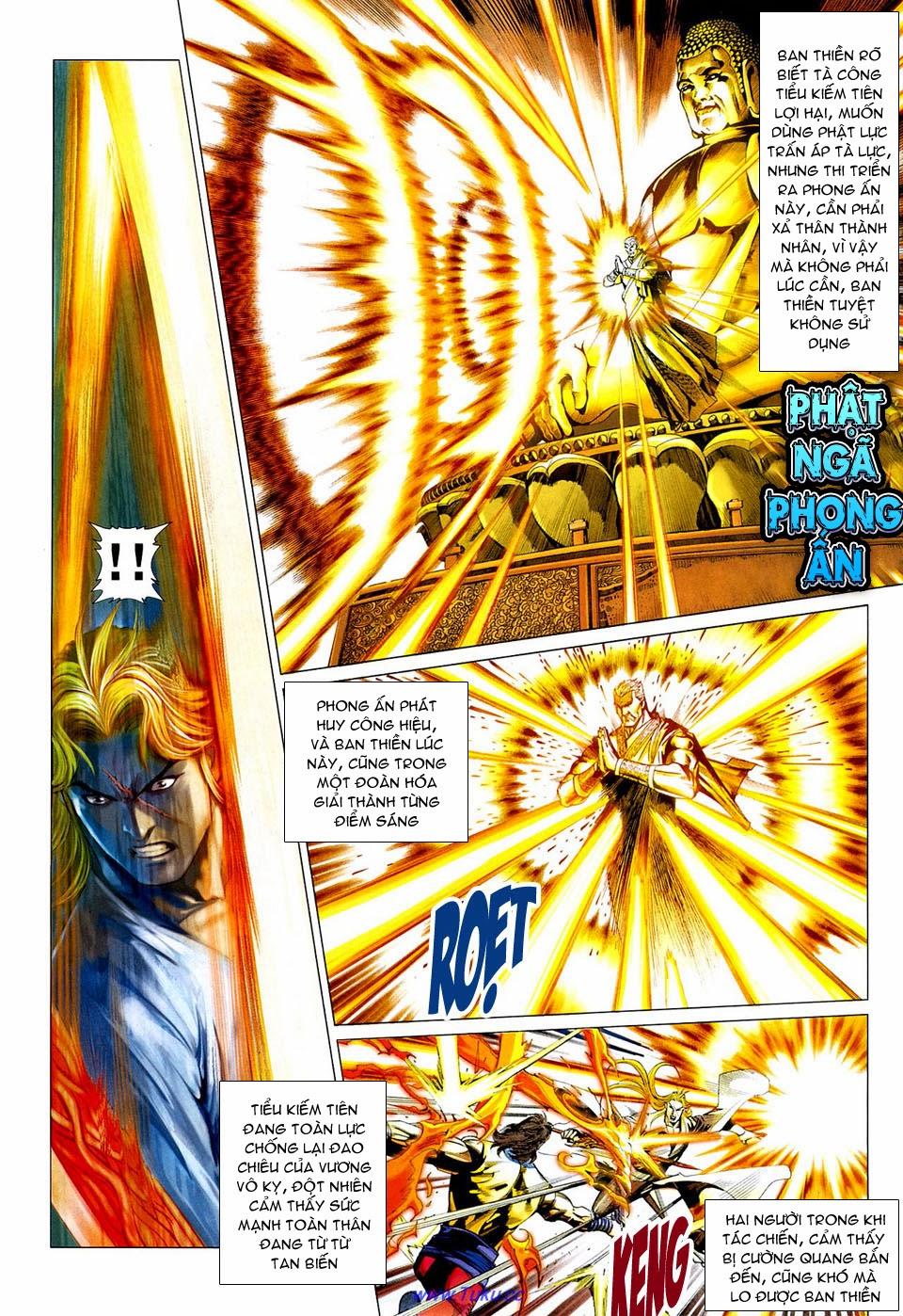 Thiên Hạ Vô Địch Tiểu Kiếm Tiên chap 31 - Trang 19